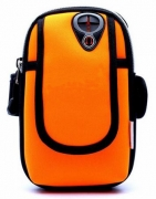 Armfesting - orange
