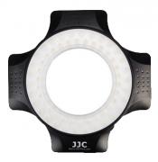 JJC LED Macro hring ljós