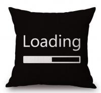 "Púðaver ""Loading"""