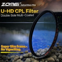 72 mm Polarizing filter ZOMEI