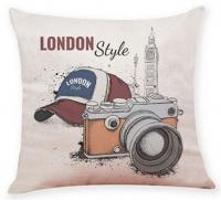 """Púðaver """"London"""""""